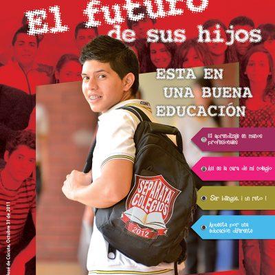 Portada Separata Colegios 2011-01