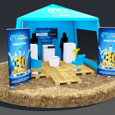 Stand 3X3